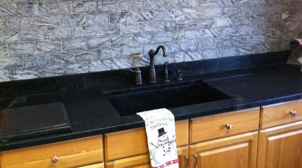 Soapstone Subway Tile