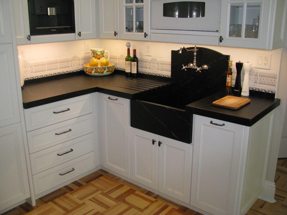 How To Clean Stone Kitchen Sinks