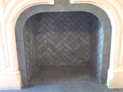 Soapstone Fireplaces and Firebricks