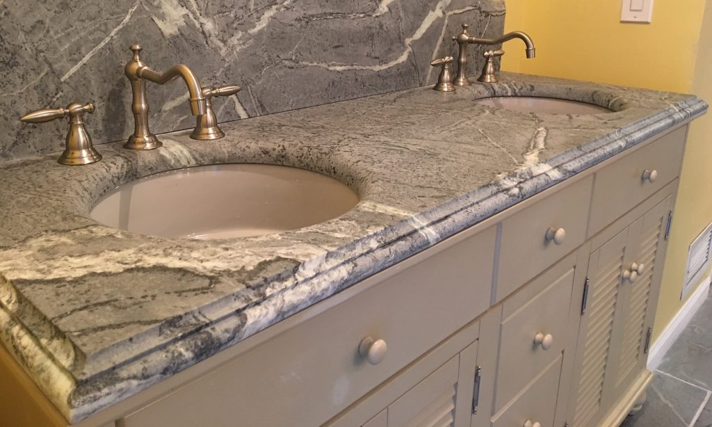 Soapstone Vessel Sink : sink diy countertop from a soapstone slab soapstone floor tile custom ...