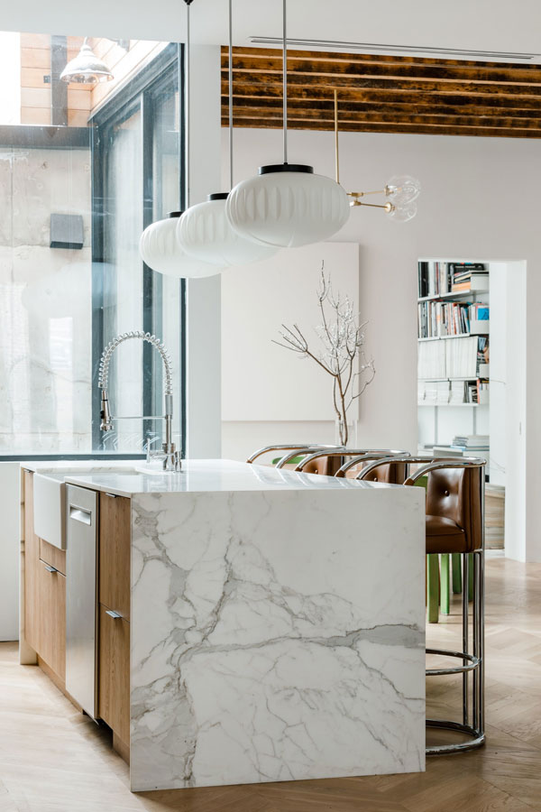 Calacatta Marble by M Teixeira Soapstone